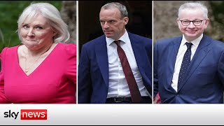 Downing Street Reshuffle: Who's In and Who's Out
