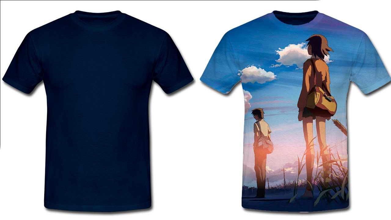 6f0f7b945b281 Estampar Camisetas  Como Estampar Camisetas Con Photoshop CS6 (Camisetas  Estampadas) - YouTube
