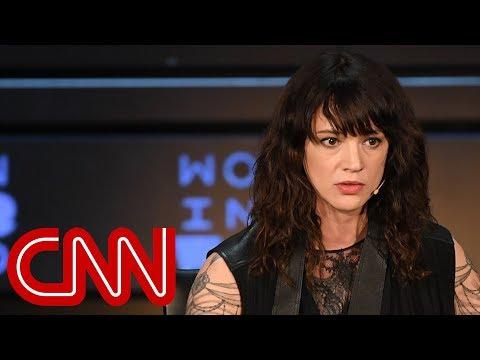 NYT: #MeToo leader Asia Argento paid sex assault accuserKaynak: YouTube · Süre: 4 dakika37 saniye