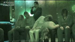 3 Minutes in Reno, Hypnotist Dan Kim at AURA