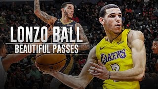 Lonzo Ball's Most Incredible Passes