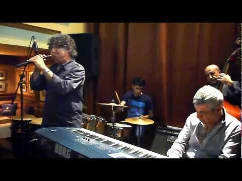 Levon Minasyan And Levon Malkhasyan In Malkhas Jazz Club