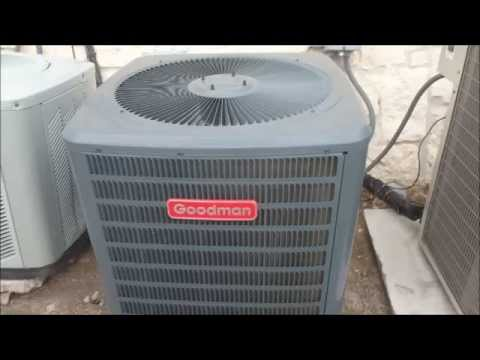 Trane Carrier Goodman Bryant Air Conditioners