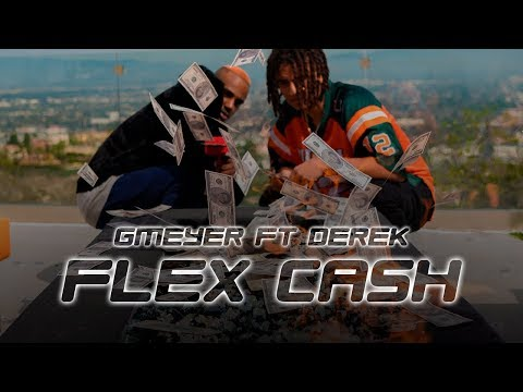 Flex Cash - GMeyer Feat. Derek (Clipe Oficial)