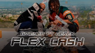 Flex Cash - GMeyer feat. Derek (Clipe Oficial)