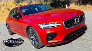 2019 Volvo S60 T6 AWD FIRST DRIVE REVIEW: This or a Mercedes C Class . . . (2 of 2)