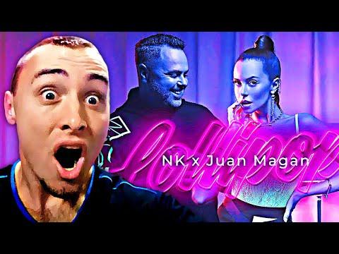 NK X JUAN MAGAN - LOLLIPOP | РЕАКЦИЯ