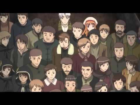 Волчица и пряности 1,2 сезон - смотреть онлайн аниме