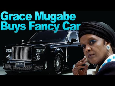 grace-mugabe-buys-expensive-2017-fancy-car-🚗,-watch-it-here