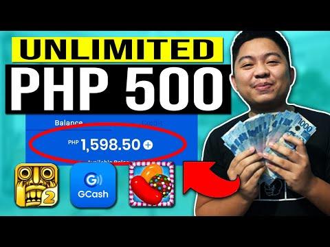 KUMITA NG ₱500.00 SA GCASH PLAYING GAMES! (NEW APPS!) - How to earn money in Gcash!