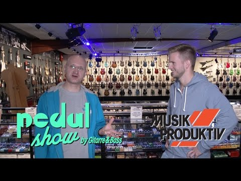 "The ""Musik Produktiv"" Guitar Department Walkthrough"
