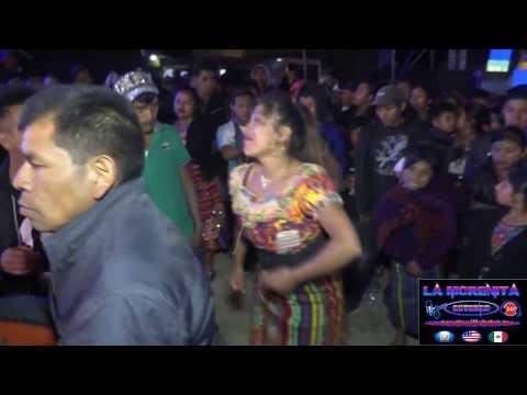 Teresita los Caminantes  asi se divierte Yesica Mejia en  Guatemala