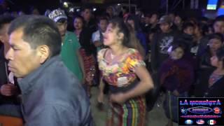 Teresita los Caminantes  asi se divierte Yesica Mejia en  Gu...
