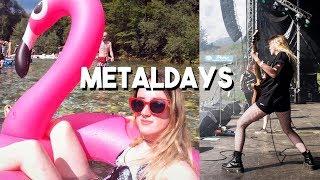 My week at MetalDays   Vlog #31