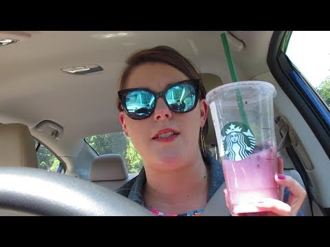 SHOP WITH ME AT TARGET! + Starbucks Happy Hour!