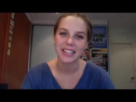 Channel [V] Presenter Search 2012- Emma McGarry
