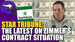 STAR TRIBUNE: The Latest on Mike Zimmer's Contract Situation