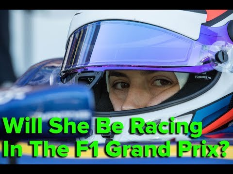 Formula One opening it's doors to women drivers?​