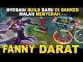 Coba Build Baru Fanny Di Rank Mythic Malah Voting Menyerah   Mobile Legends Gameplay