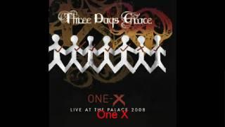 Three Days Grace-One-X