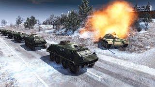 Soviet Invasion of Afghanistan 1979 | Operation Storm-333 | Men of War: Assault Squad 2 Cold War Mod