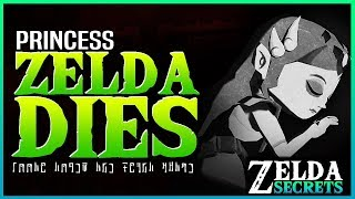 Zelda's Darkest Game Over - Zelda Secrets #1