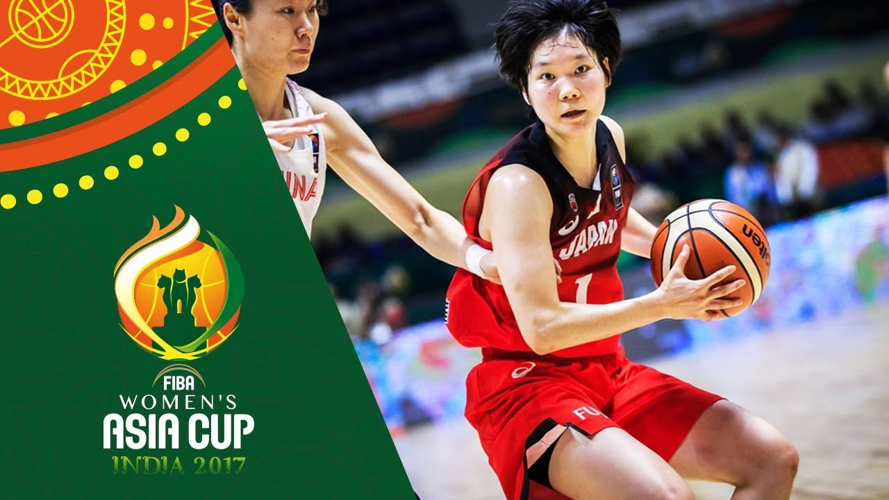 Manami Fujioka's top plays of the FIBA Women's Asia Cup 2017