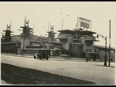 Midway Gardens, Lost Chicago Frank Lloyd Wright  Entertainment Complex