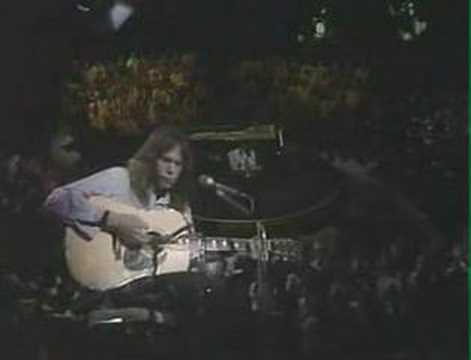 Neil Young - Needle and the Damage Done