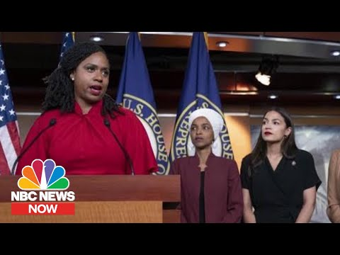 What The Trump's Attacks Mean For Democratic Party | NBC News Now