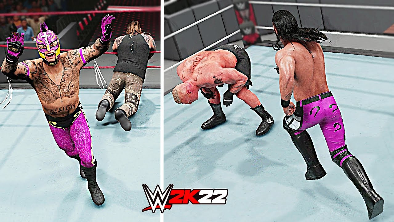 Top 10 NEW Finisher Animations They Need To Add in WWE 2K22!