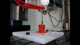 3d printer fdm with cnc machine printing