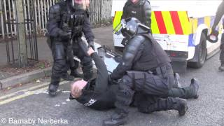 Belfast: Riot breaks out in Ardoyne (July 2015) *GRAPHIC*