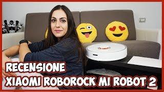 Recensione Xiaomi Roborock Mi Robot 2 - il robot aspirapolvere super indipendente