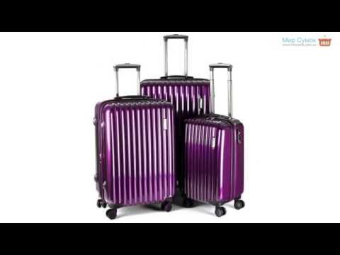 Пластиковый чемодан Sumdex SWR-725