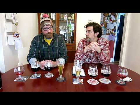 Drinking with Dawson - Tasting and Interview with Mashmaker author Michael Dawson.