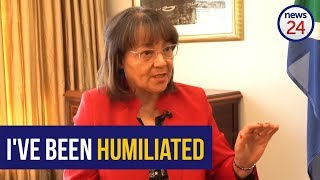 Patricia de Lille on her lowest time in her politics career