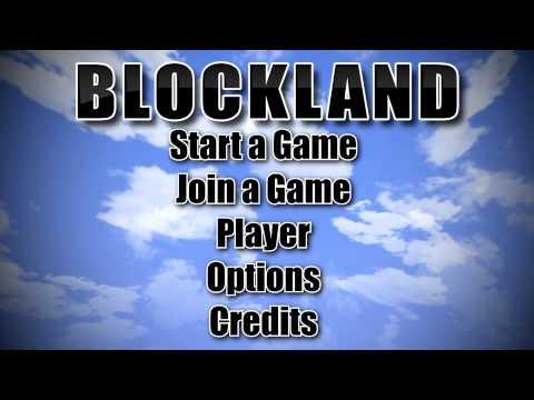 Blockland New Menu Concept