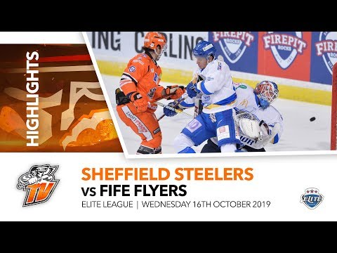 Sheffield Steelers v Fife Flyers - EIHL - 16th October 2019