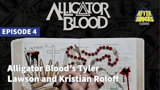 The Trip From The Howard Stern Show To The Billboard Charts – Alligator Blood Checks In