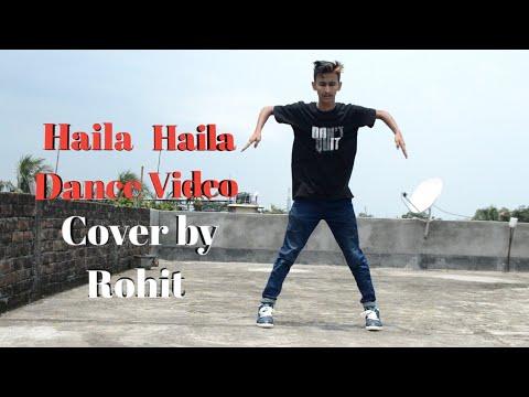 Haila Haila Hua Hua | Koi Mil Gaya | Hrithik Roshan | Cover By Rohit