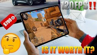 Standoff 2 iPad Pro 2018 120FPS Gameplay Does it Make a Difference⁉️