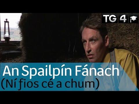 An Spailpín Fánach  Dánta  TG4 Foghlaim