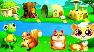 Baby Tree House Animal Care Games - Children Adventure Treehouse Kids Games