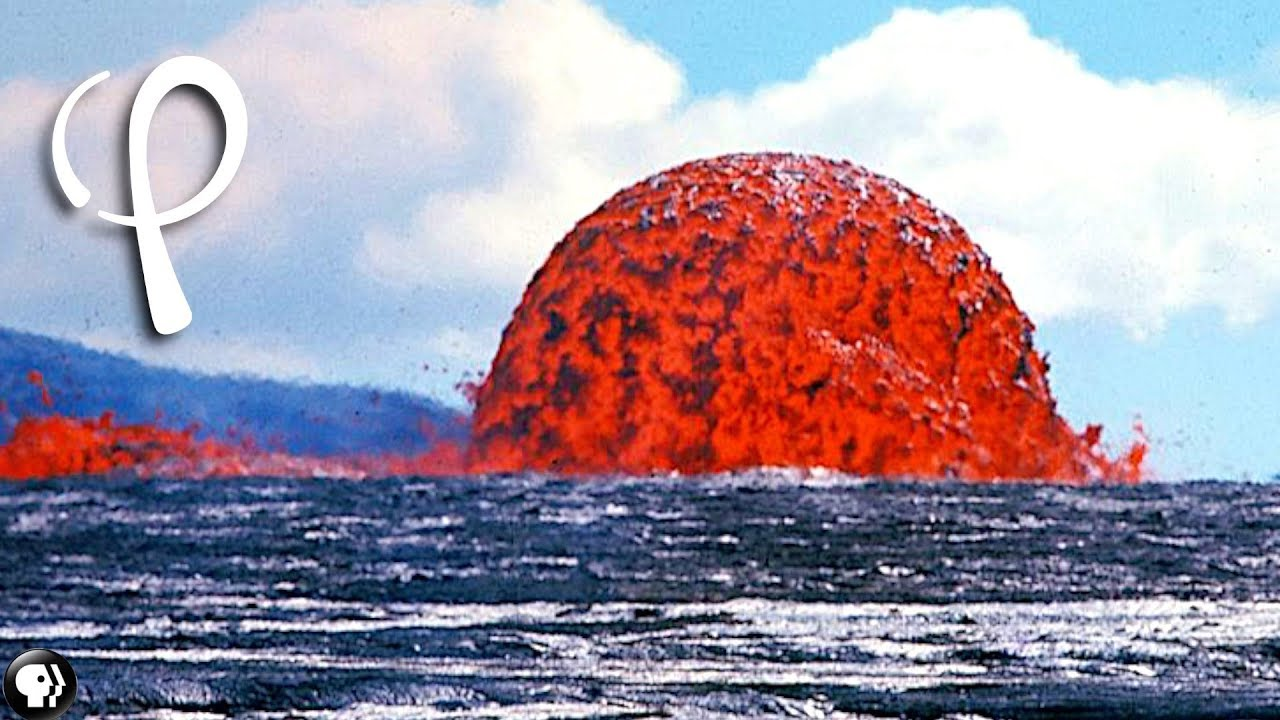 hight resolution of why hawaii s volcano is so unusual