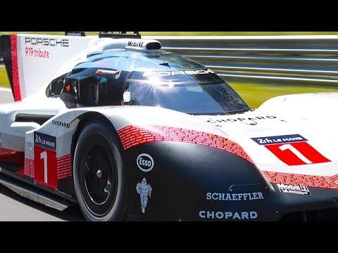 Porsche  Smashes Nürburgring Lap Time Record Hybrid Porsche  Nurburgring Record Video