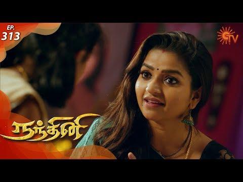 Nandhini - நந்தினி   Episode 313   Sun TV Serial   Super Hit Tamil Serial