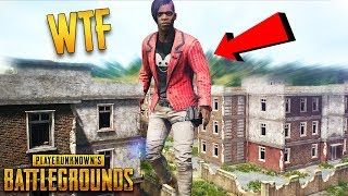 GIGANTIC PLAYER BUG... !!! | Best PUBG Moments and Funny Highlights - Ep.312