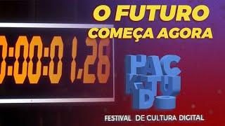 HACKTUDO | Abertura - O Futuro Começa Agora!
