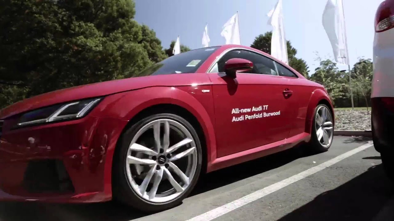 All New Audi Tt Audi Penfold Burwood Amp Audi Centre